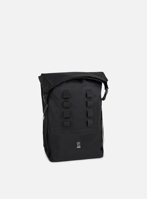 accessori chrome urban ex rolltop 28 black black