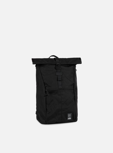 accessori chrome yalta 2 nylon rolltop black