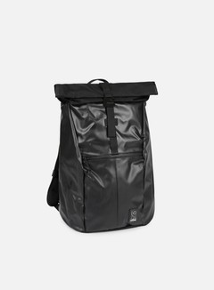 Chrome - Yalta 2 Rolltop, Black/Black 1