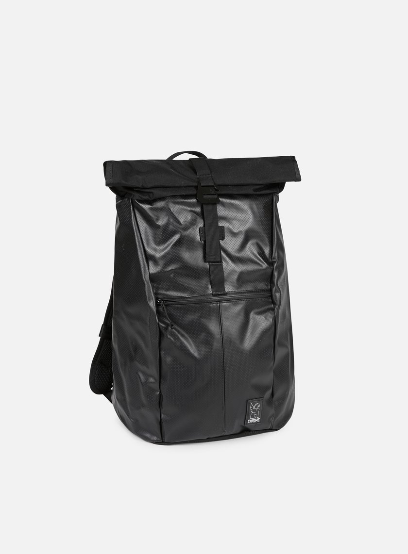 Chrome - Yalta 2 Rolltop, Black/Black
