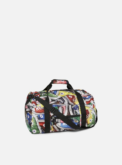accessori converse ct printed packable gym bag my chucks