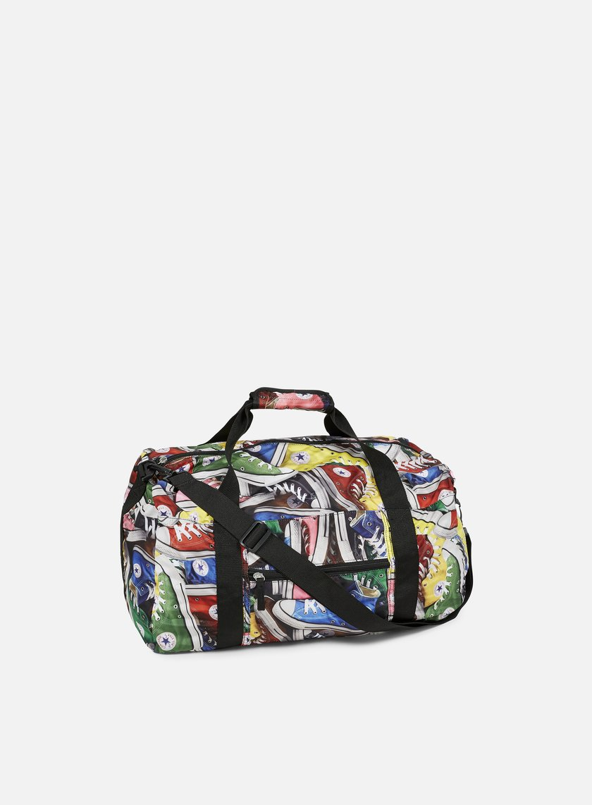 Converse - CT Printed Packable Gym Bag, My Chucks