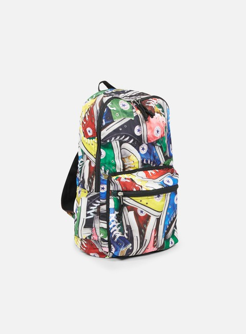 accessori converse graphic packable backpack my chucks
