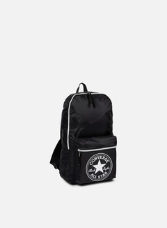 Converse - NY Core Packable Backpack, Black