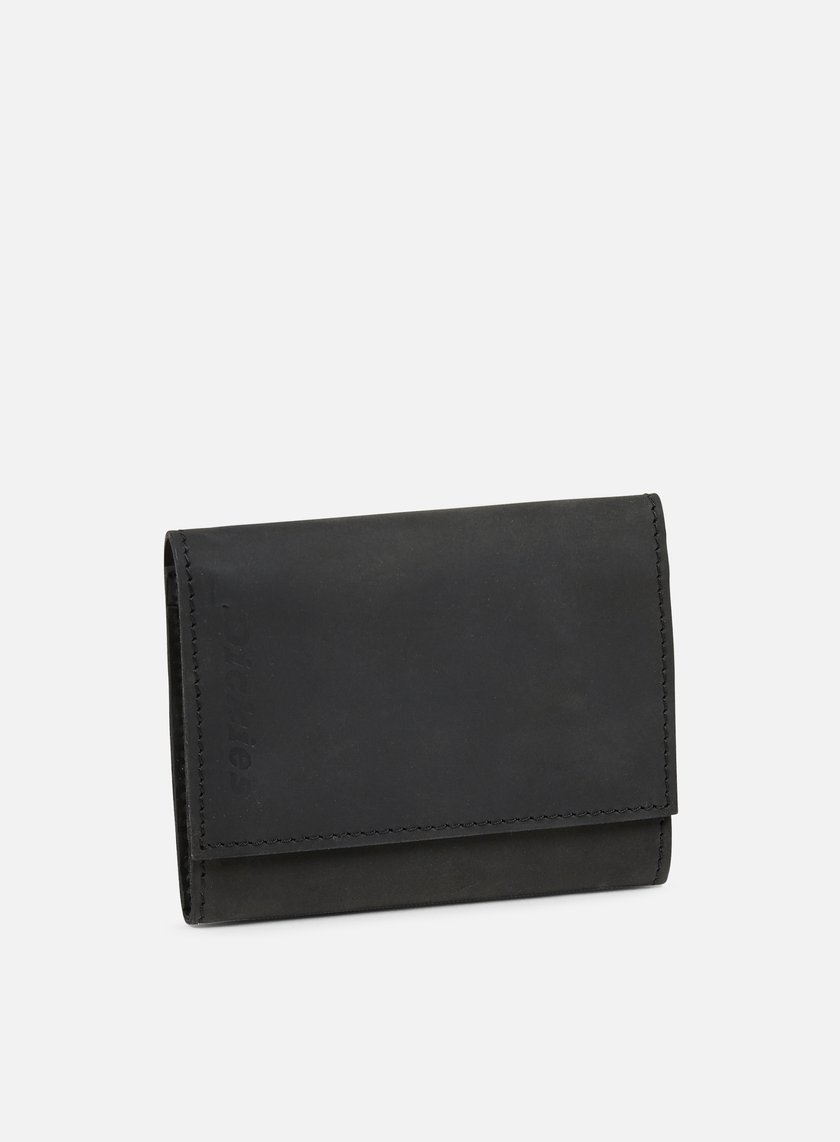Dickies - Owendale Leather Wallet, Black