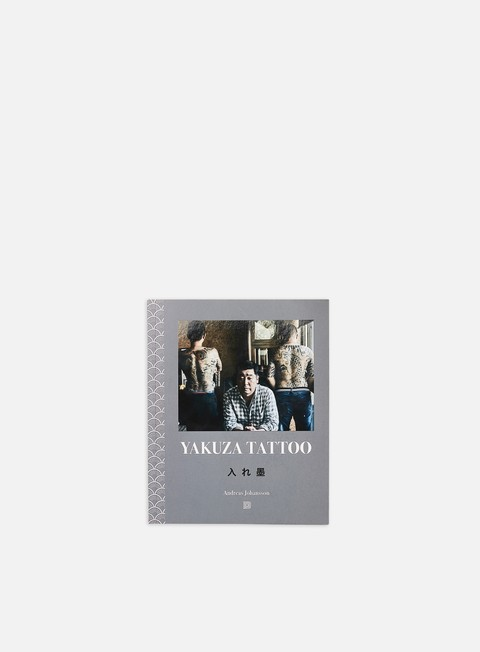 Libri Dokument Yakuza Tattoo