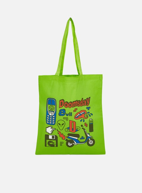 Doomsday Call The Lawyer Tote Bag