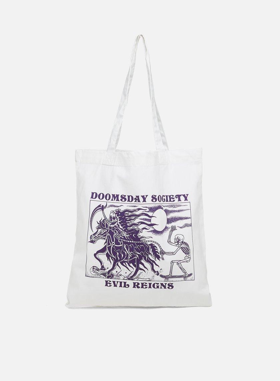Doomsday Evil Ride Tote Bag