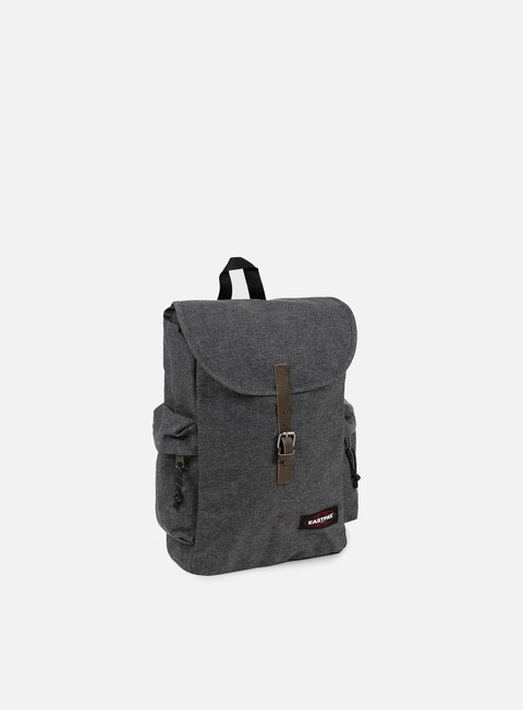 accessori eastpak austin backpack black denim