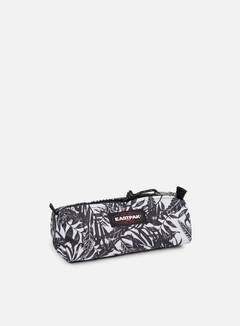 Eastpak - Benchmark Pencil Case, Brize Black White 1