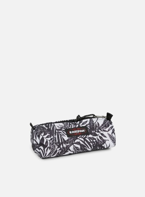 accessori eastpak benchmark pencil case brize black white