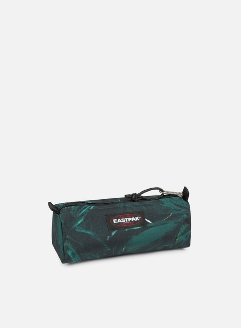 accessori eastpak benchmark pencil case brize grass