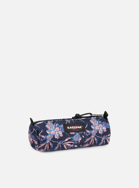 accessori eastpak benchmark pencil case brize pink