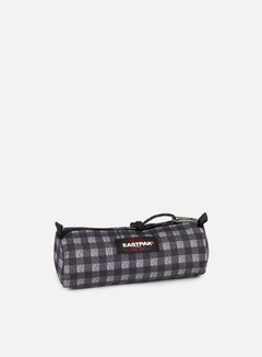 Eastpak - Benchmark Pencil Case, Checksange Black 1
