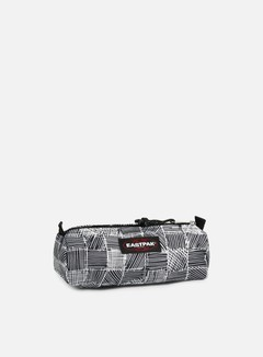 Eastpak - Benchmark Pencil Case, Doodle Check 1