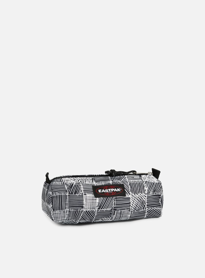 Eastpak - Benchmark Pencil Case, Doodle Check