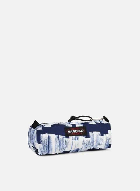 accessori eastpak benchmark pencil case doodle tag
