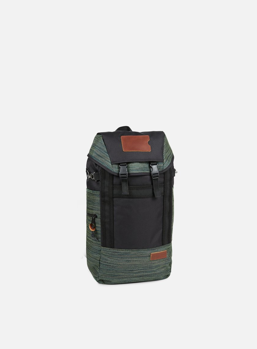 Eastpak - Bust Backpack, Merge Mix Melange Green