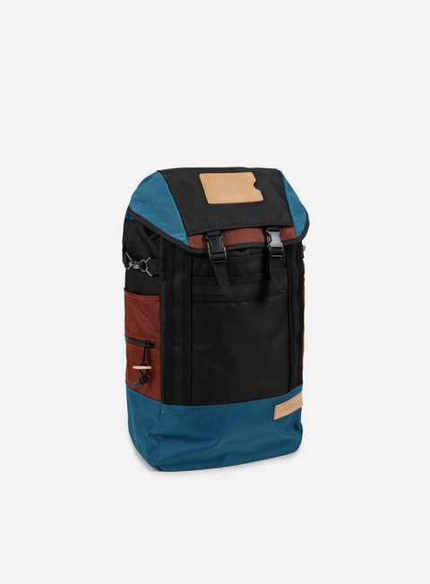 accessori eastpak bust backpack merge mixed brown
