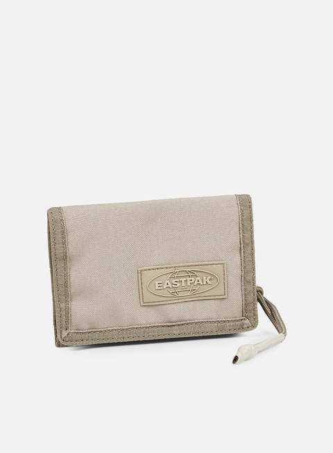 accessori eastpak crew wallet beige matchy