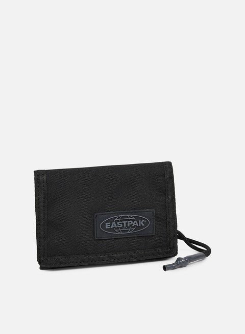 accessori eastpak crew wallet black matchy