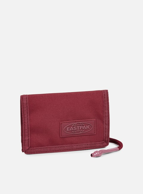 accessori eastpak crew wallet merlot matchy