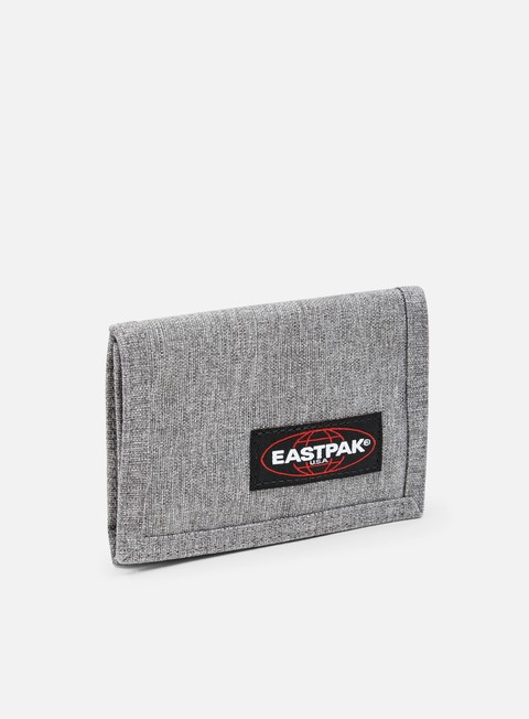 accessori eastpak crew wallet sunday grey