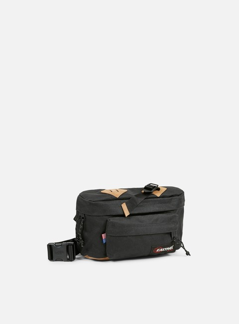 accessori eastpak dallas shoulder bag east black