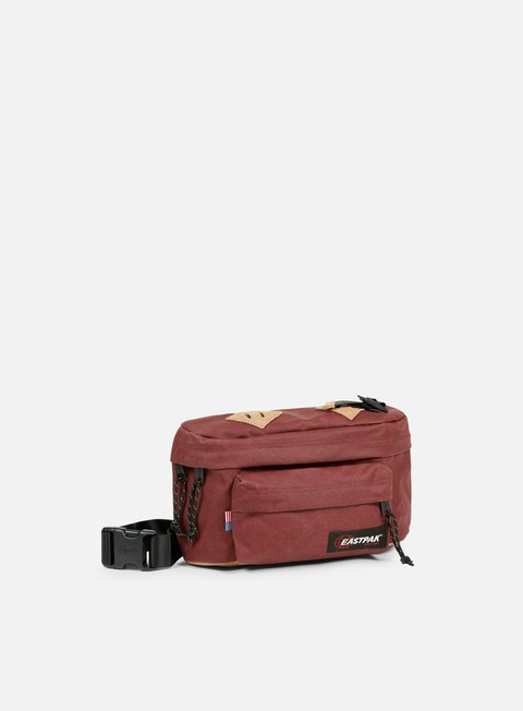 accessori eastpak dallas shoulder bag east merlot
