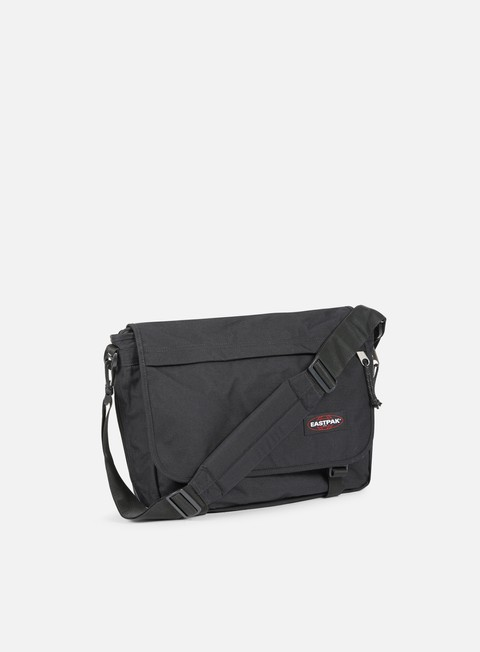 accessori eastpak delegate shoulder bag black