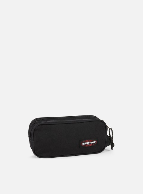 accessori eastpak doble single pencil case black