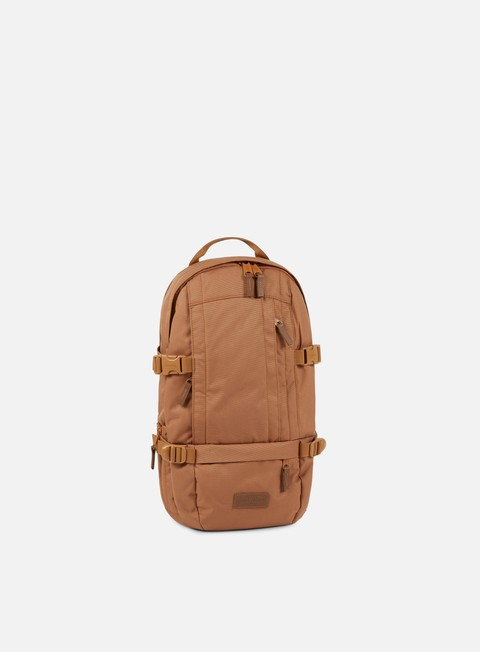 accessori eastpak floid backpack mono caramel