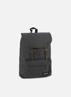 Eastpak - London Backpack, Black Denim 1