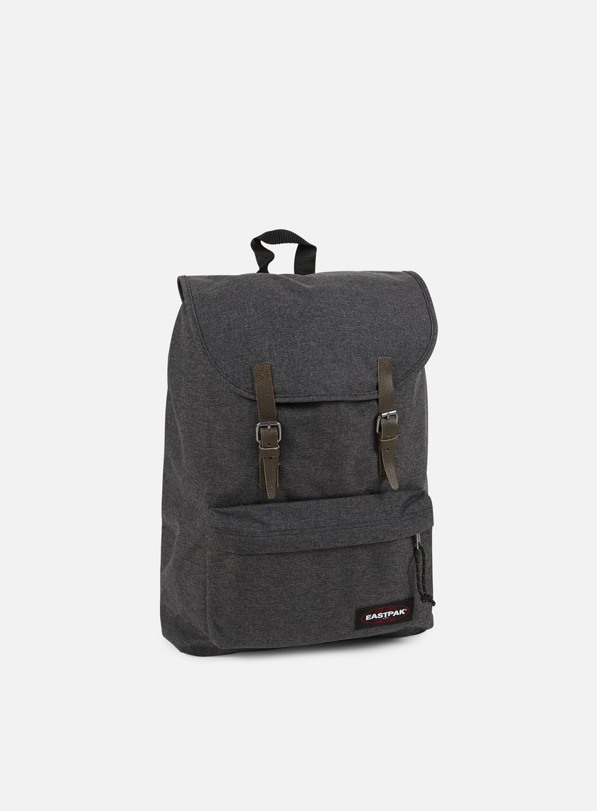 Eastpak - London Backpack, Black Denim