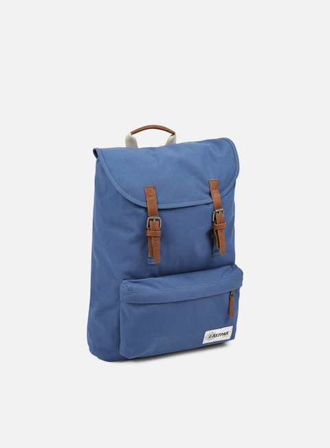 accessori eastpak london backpack opgrade light blue