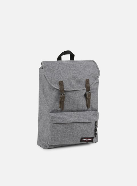 accessori eastpak london backpack sunday grey
