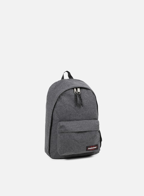 accessori eastpak out of office backpack black denim