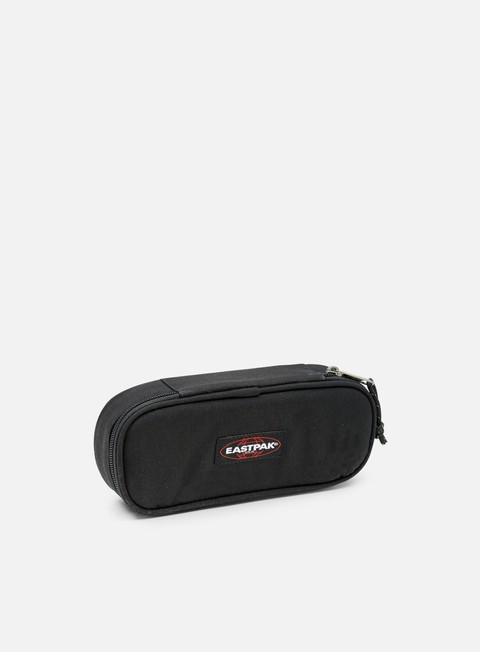 accessori eastpak oval pencil case black