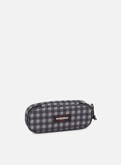 Eastpak - Oval Pencil Case, Checksange Black 1