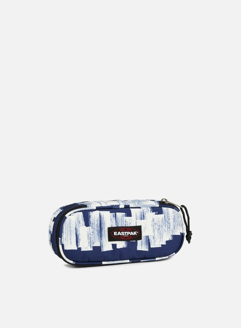 accessori eastpak oval pencil case doodle tag