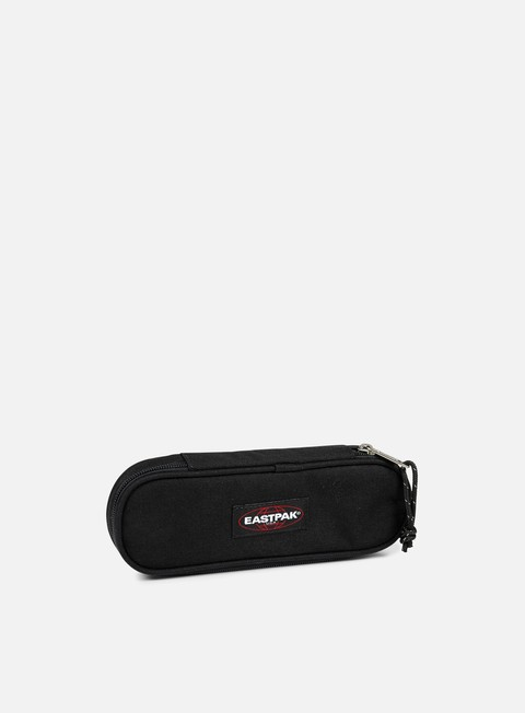 accessori eastpak oval single pencil case black