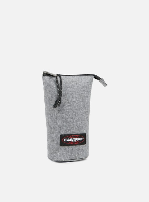 accessori eastpak oval up single pencil case sunday grey