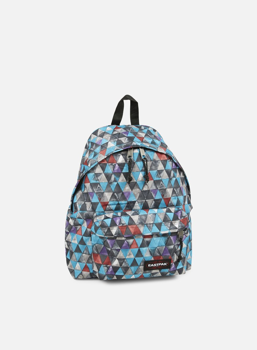 Eastpak - Padded Pak'r Backpack, Aqua Geo June