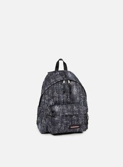 Eastpak - Padded Pak'r Backpack, Black Blocks