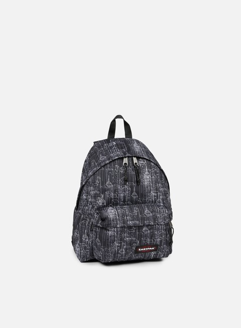 accessori eastpak padded pak r backpack black blocks