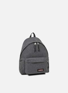 Eastpak - Padded Pak'r Backpack, Black Denim 1