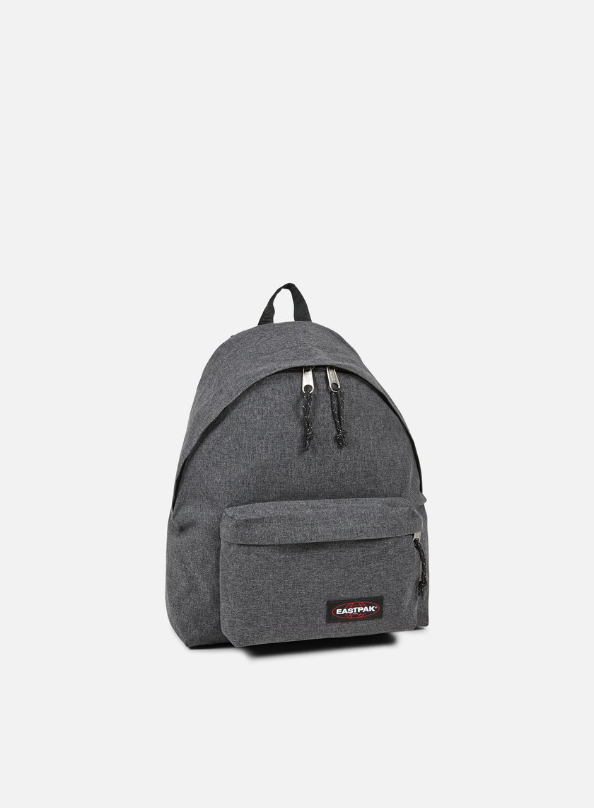 Eastpak - Padded Pak'r Backpack, Black Denim