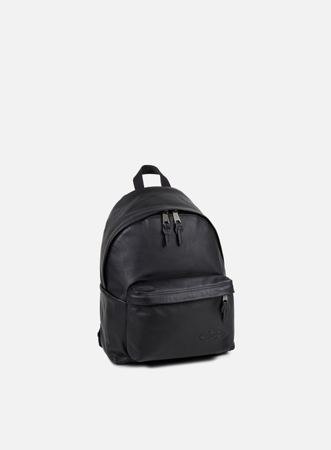 accessori eastpak padded pak r backpack black ink leather