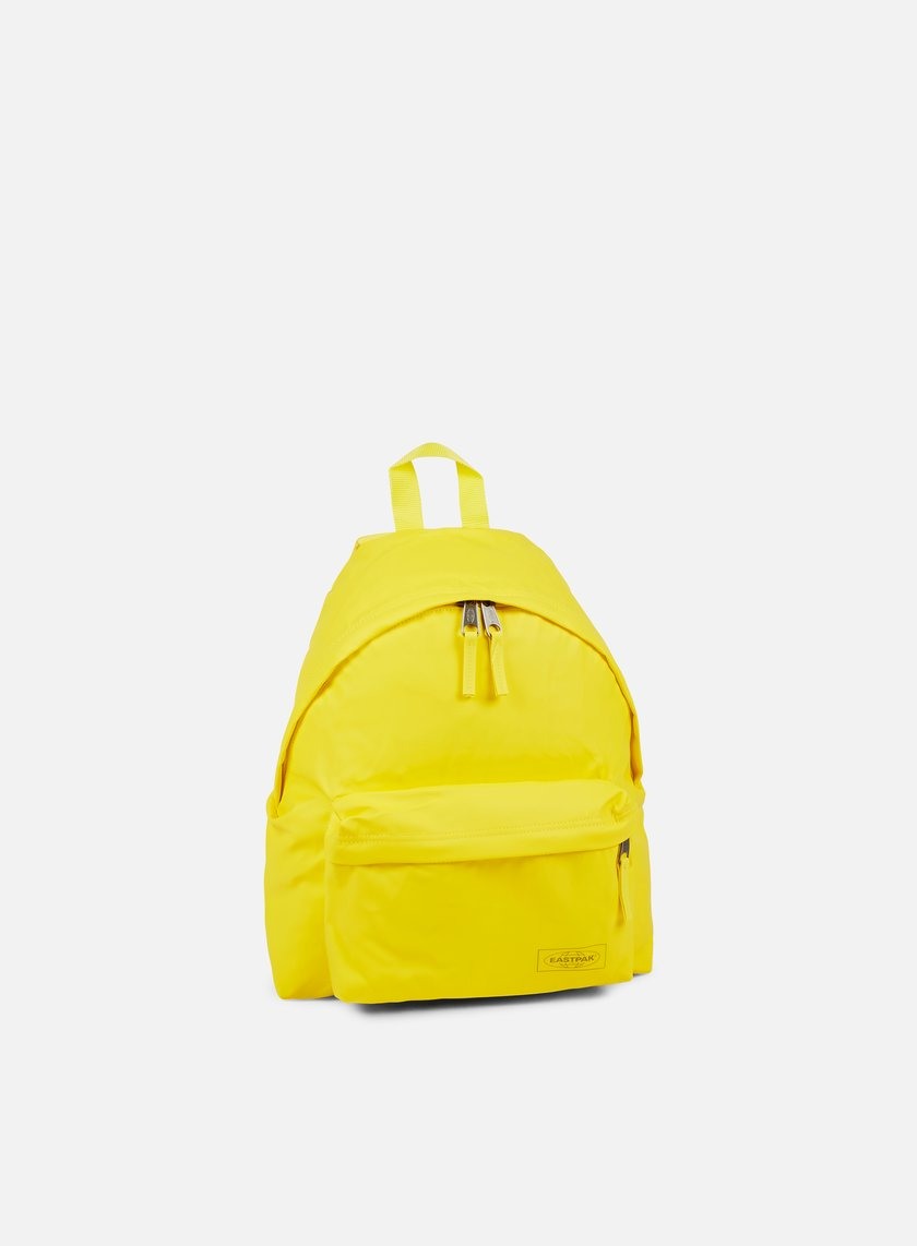 Eastpak - Padded Pak'r Backpack, Brim Yellow