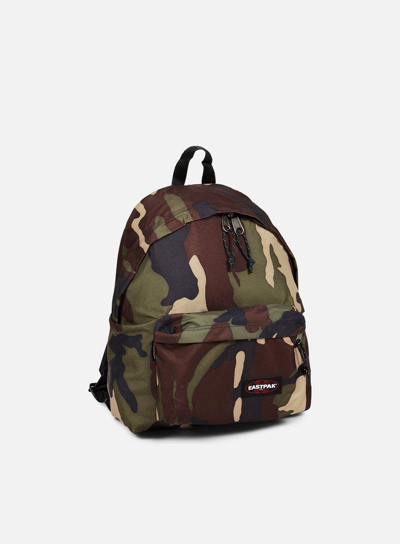 Eastpak - Padded Pak'r Backpack, Camo